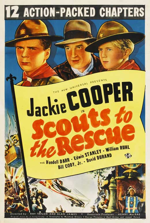Scouts to the Rescue movie