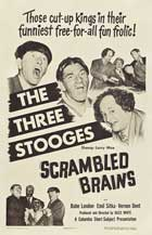 Scrambled Brains - 11 x 17 Movie Poster - Style A