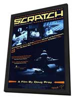 Scratch - 11 x 17 Movie Poster - Style A - in Deluxe Wood Frame
