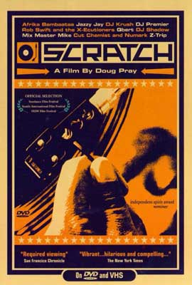 Scratch - 27 x 40 Movie Poster - Style B