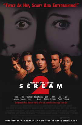 Scream 2 - 11 x 17 Movie Poster - Style A