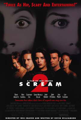 Scream 2 - 27 x 40 Movie Poster - Style A
