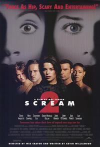 Scream 2 - 43 x 62 Movie Poster - Bus Shelter Style A