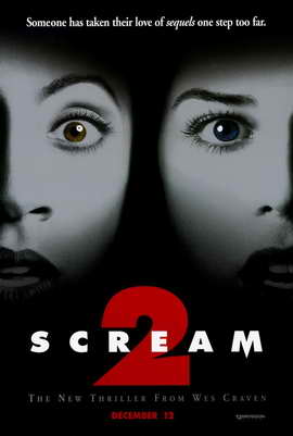 Scream 2 - 11 x 17 Movie Poster - Style C