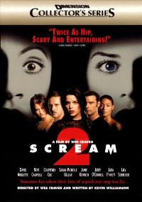 Scream 2 - 27 x 40 Movie Poster - Style D