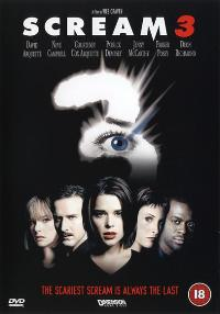 Scream 3 - 27 x 40 Movie Poster - UK Style A
