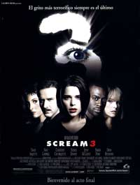 Scream 3 - 27 x 40 Movie Poster - Spanish Style A