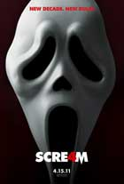Scream 4 - DS 1 Sheet Movie Poster - Style A