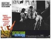Scream and Scream Again - 11 x 14 Movie Poster - Style B