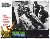 Scream and Scream Again - 11 x 14 Movie Poster - Style F