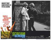 Scream and Scream Again - 11 x 14 Movie Poster - Style G
