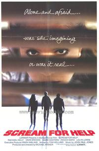 Scream for Help - 27 x 40 Movie Poster - Style A