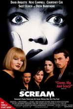 Scream - 27 x 40 Movie Poster
