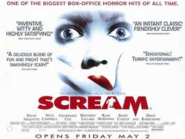 Scream - 11 x 17 Poster - Foreign - Style A