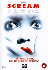 Scream - 30 x 40 Movie Poster UK - Style A