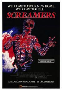 Screamers - 11 x 17 Movie Poster - Style A