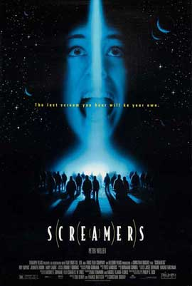 Screamers - 27 x 40 Movie Poster - Style A