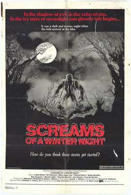 Screams of a Winter Night - 27 x 40 Movie Poster - Style A
