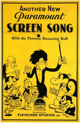 Screen Song - 11 x 17 Movie Poster - Style A