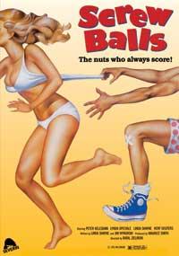 Screwballs - 11 x 17 Movie Poster - Style B