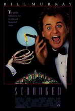 Scrooged - 27 x 40 Movie Poster - Style A