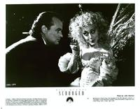 Scrooged - 8 x 10 B&W Photo #6