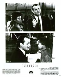 Scrooged - 8 x 10 B&W Photo #7
