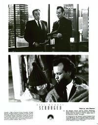 Scrooged - 8 x 10 B&W Photo #8