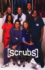 Scrubs (TV) - 11 x 17 TV Poster - Style A