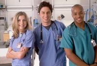 Scrubs (TV) - 8 x 10 Color Photo #001