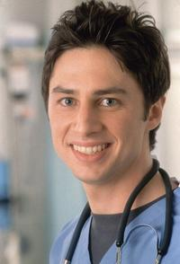 Scrubs (TV) - 8 x 10 Color Photo #002