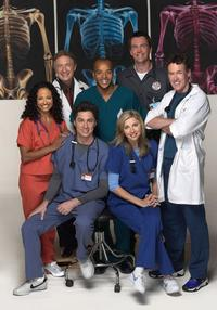 Scrubs (TV) - 8 x 10 Color Photo #009