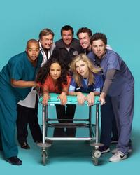 Scrubs (TV) - 8 x 10 Color Photo #012