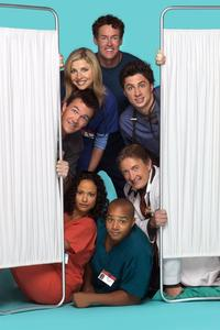 Scrubs (TV) - 8 x 10 Color Photo #013