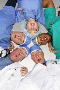 Scrubs (TV) - 8 x 10 Color Photo #018