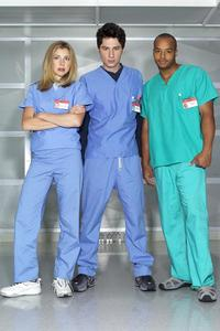 Scrubs (TV) - 8 x 10 Color Photo #022