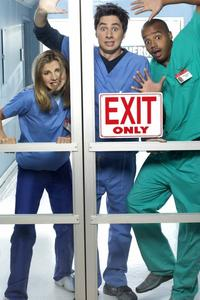 Scrubs (TV) - 8 x 10 Color Photo #024
