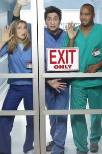 Scrubs (TV) - 8 x 10 Color Photo #026