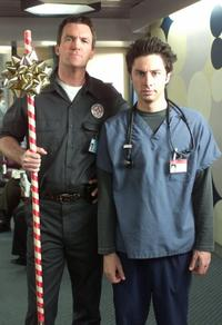 Scrubs (TV) - 8 x 10 Color Photo #030