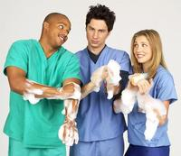Scrubs (TV) - 8 x 10 Color Photo #035