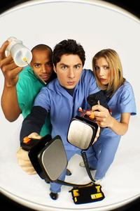 Scrubs (TV) - 8 x 10 Color Photo #045