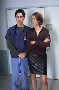 Scrubs (TV) - 8 x 10 Color Photo #076