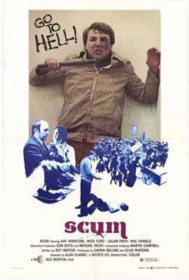 Scum - 11 x 17 Movie Poster - Style A