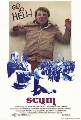 Scum - 27 x 40 Movie Poster - Style A