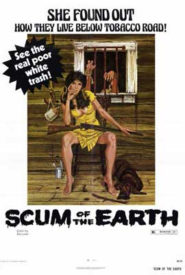 Scum of the Earth - 27 x 40 Movie Poster - Style A