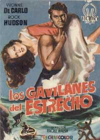 Sea Devils - 11 x 17 Movie Poster - Spanish Style B