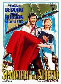 Sea Devils - 11 x 17 Movie Poster - Italian Style A