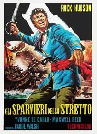 Sea Devils - 11 x 17 Movie Poster - Italian Style B