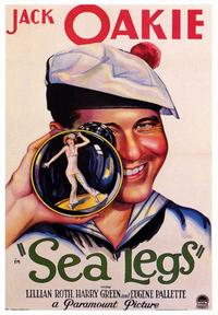 Sea Legs - 43 x 62 Movie Poster - Bus Shelter Style A