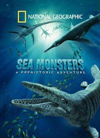 Sea Monsters: A Prehistoric Adventure - 27 x 40 Movie Poster - Style A